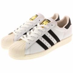 20%OFF アディダス adidas スーパースター 80s ホワイト/ブラック/チョーク G61070