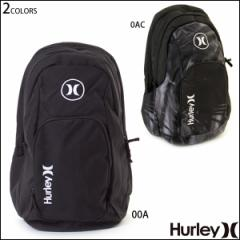 Hurley ハーレー メンズ リュック バックパック デイバック 通学 学生 MISSION 4.0 BACKPACK 31L 収納 旅行