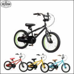 キッズバイク BMX Wynn 16インチ 4色バリ 自転車