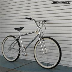 "HOW I ROLL ハウアイロール KICK IT キックイット BMX 26"" オールドBMX 自転車 ストリート クルーザー カラー CP"