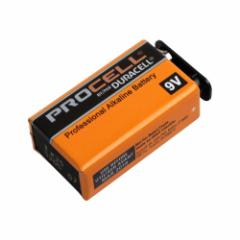 【DURACELL】「PROCELL」9V電池(バッテリー)×1個コンパクトエフェクター等に!当店一押し9V電池【送料無料】:72606-duracell-procel