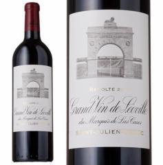 シャトー・レオヴィル・ラスカーズ 2012年 750ml 【赤ワイン/フルボディ/フランス/ボルドー】