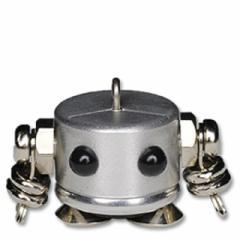 「NANONANO−M01」 電子部品を使ったロボットアクセサリー・携帯ストラップ