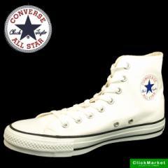 コンバース CONVERSE CANVAS ALL STAR COLORS HI キャンバス オールスター カラーズ ハイ 1CJ604 WHITE/BLACK