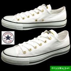 コンバース CONVERSE ALL STAR PLSH OX 1CK357 白 オールスター ポリスシャツ オックス メンズ/レディース