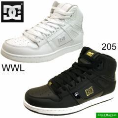 [送料無料]ディーシー DC Shoes REBOUND HIGH SE 171022 リバウンド ハイ 205 WWL スニーカー メンズ