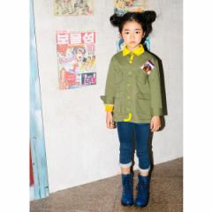 韓国子供服 I LOVE J アイラブジェイ エディアスキニーパンツ  ij-jofpt11-da1b