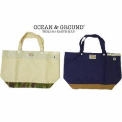 Ocean&Ground オーシャン&グラウンド 子供服 ビーチトート GO OUT o-1615006
