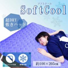 ★限定特価2017SS!超冷感DRY SoftCool敷パット