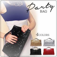 ★レディースバッグ パーティーバッグ クラッチバッグ ファッション 大きめバッグ キラキラ 唇バッグ