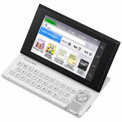 カシオ デジタル英会話学習ツール エクスワード ライズ XDR-A10WE (ホワイト)