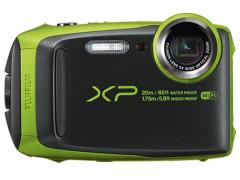 FUJIFILM デジタルカメラ FinePix  FX-XP120LM (ライム)