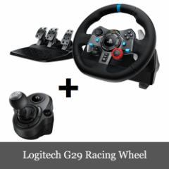 新品 Logitech G29 Driving Force Feedback Racing Wheel Shifter付き シフター ロジテック レーシングホイール 送料無料