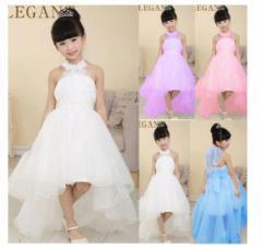 新品 子供ドレス フォーマル キッズ 女の子 ワンピース  ピアノフラワーガール パーティー 結婚式 七五三100-150cm