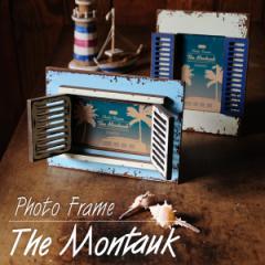 """フォトフレーム Photo FRAME """"THE MONTAUK"""" 写真立て 150×90サイズ インテリア おしゃれ フォトスタンド プレゼント"""