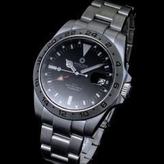 冒険者(エクスプローラー)のための腕時計「WANCHER RANGERII」機械式自動巻き