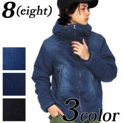 送料無料! 中綿 ジャケット メンズ デニム ブルゾン 全3色 新作 アウター デニム ブルゾン アウター ジャケット