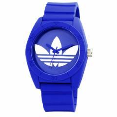 【特価】アディダスオリジナルス adidas Originals レディース ボーイズ 腕時計 ブルー ポリカボネットプラスチック adh6169