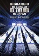 ◆BIGBANG 2Blu-ray【BIGBANG10 THE CONCERT : 0.TO.10 IN JAPAN + BIGBANG10 THE MOVIE BIGBANG MADE】16/11/2発売
