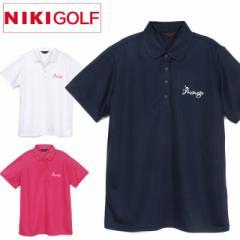 【メール便送料無料】【大きいサイズあり】NIKI GOLF 二木ゴルフ FREIMAGE フリメージェ ゴルフウエア ポロシャツ FLS-6154  No.0914_ts