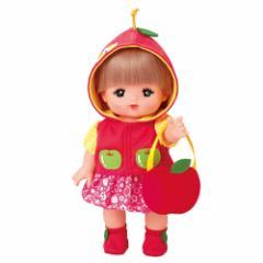 3歳〜★知育玩具 おせわだいすきメルちゃん きせかえセット【りんごパーカー】パイロットインキ