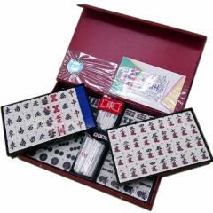大洋化学 TAIYO 麻雀牌 瑠璃牌(ルリハイ)背面青色 麻雀牌セット マージャン牌 麻雀パイ ユリア樹脂