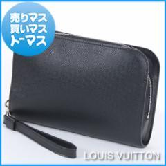 ルイ・ヴィトン タイガ バイカル LOUIS VUITTON セカンドバッグ ビジネスバック M30182 レザー アルドワーズ チャコールグレー ブランド