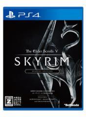 【送料無料(ネコポス)・即日出荷】PS4 The Elder Scrolls V : Skyrim SPECIALEDITION スカイリム  090575