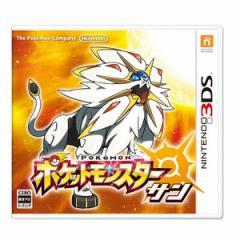 【送料無料(ネコポス)・即日出荷】(早期購入特典付) 3DS ポケットモンスター サン ポケモン  020776