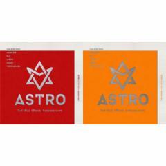 韓国音楽 ASTRO(アストロ) - AUTUMN STORY (バージョン1種選択/CD+フォトブック48P+フォトはがき1種+フォトカード2種+証明写真1種)