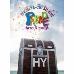 (日本版) HY(エイチワイ)「HY TI-CHI TA-CHI MI-CHI PARADE TOUR 2012」DVD