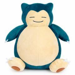 (先払いのみ) 日本アニメグッズ Pokemon(ポケモン) カビゴン ぬいぐるみ(25cm)
