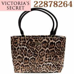 ヴィクトリアシークレットバッグ/VICTORIAS SECRET ナイロントートバッグ  レオパード 22878264