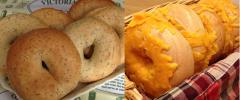 バラエティベーグル チーズ&オニオン(6個×2パック) コストコ