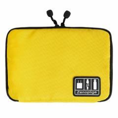 ★ 軽量 生活防水 スマホ PC タブレットアクセサリー収納バッグ ★