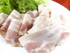 ★豚バラベーコンスライス★1.5kg/畜産/炒め物/つまみ/サラダ/スープ/冷凍
