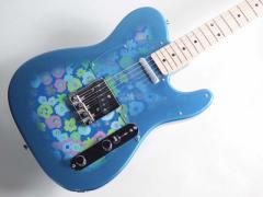 Fender/Japan Exclusive Classic 69 Tele, Maple Fingerboard Blue Flower【フェンダー】