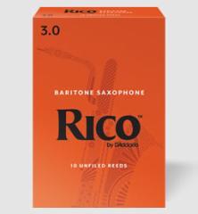 RICO/リコ バリトンサックス用リード(10枚入り)【【リコ】