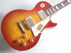 Gibson Custom Shop Standard Historic 1958 Les Paul Standard Reissue VOS WC(Washed Cherry) #R8_60879 3.91kg【ギブソン】