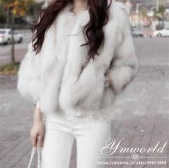 ファーコート レディースコート防寒 アウター エレガント 冬物 ふんわり  美スタイル パーティー 結婚式 ボレロコート エレガント 高品質