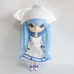 SALEDD-535/グルーヴ/[Ikamusume/侵略 イカ娘]docolla ドコラ 人形(イカ娘)/漫画/チャンピオン/雑誌/キャラクター