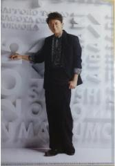 ・ Japonism 2015 Tour ・【クリアファイル】・ ☆大野智・ ・ コンサート会場販売グッズ