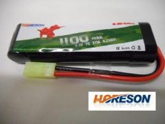 HORESON 8.4V 1100mAh ミニタイプバッテリー 電動ガン用