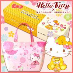 ハローキティ 幸せの黄色いカステラ0.6号【10切カット済】 KTYel
