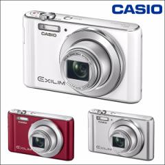CASIO(カシオ) コンパクトデジタルカメラ EXILM EX-ZS240SR/EX-ZS240WE/EX-ZS240RD■デジタルカメラ デジカメ コンパクト