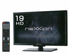 ネクシオン neXXion WS-TV1955B 19V型 地上デジタルハイビジョンLED液晶テレビ 送料無料!! 即納!!