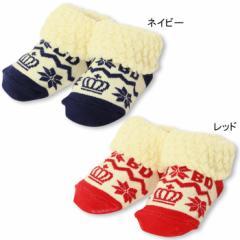 NEW ベビーソックス/ノルディック 雑貨 靴下 レッグウェア ベビーサイズ 新生児 ベビードール BABYDOLL 子供服 -8174(v30)