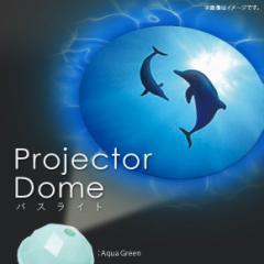 家庭用 プロジェクター バスグッズ イルカ 【5473】PROJECTOR DOME リラックスグッズ ライト 海 DOLPHIN アクアグリーン