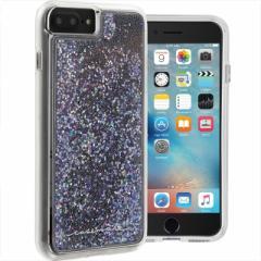 iPhone7 Plus Case-Mate/ケースメート 「Waterfall ブラック」 クリア ケース