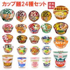 【 送料無料 】【6240円以上で景品ゲット】 人気ランキングカップ麺 レギュラーサイズ 24種24個セット